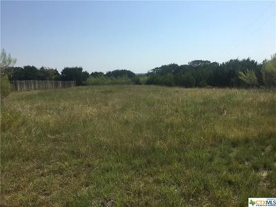 Harker Heights Residential Lots & Land For Sale: Del Rey Drive