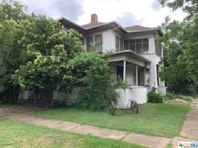 Taylor Single Family Home For Sale: 802 Porter Street