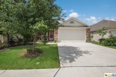 New Braunfels Single Family Home For Sale: 2432 Kolton Street