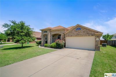 Killeen Single Family Home For Sale: 6206 Emilie Lane