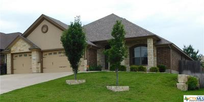 Harker Heights Single Family Home For Sale: 2523 Mugho Drive