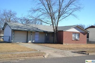 Copperas Cove Rental For Rent: 1001 S 25th Street