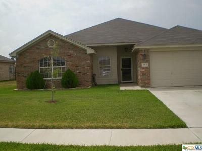 Copperas Cove Single Family Home For Sale: 2513 Jake Drive