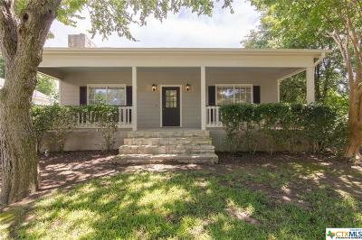 Salado Single Family Home For Sale: 1516 Old Mill Road