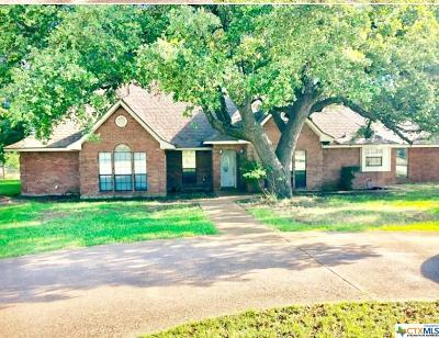 Gatesville Single Family Home For Sale: 302 Thackston