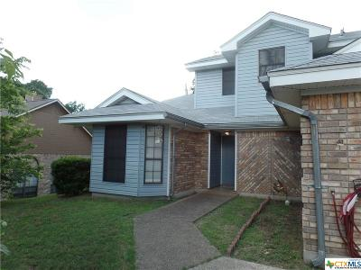 Harker Heights Single Family Home For Sale: 1108 Boulder Run