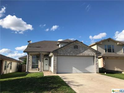 Killeen Single Family Home For Sale: 4501 Causeway Court