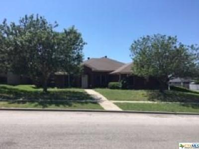 Killeen Single Family Home For Sale: 4301 Foster Lane