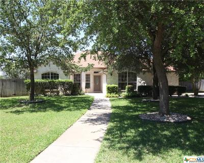 Salado Single Family Home For Sale: 115 Tallwood Circle