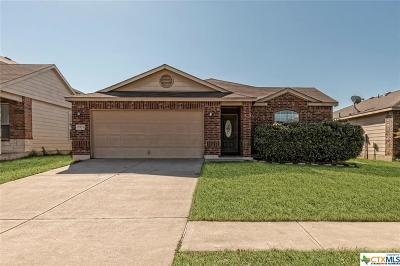 Killeen Single Family Home For Sale: 6703 Griffith Loop