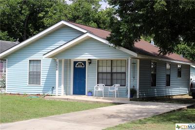 New Braunfels Single Family Home For Sale: 1618 W Bridge Street