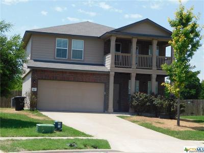 Killeen Single Family Home For Sale: 5007 Sorcerer Court