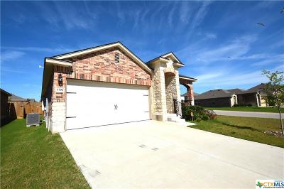 Belton Single Family Home For Sale: 5302 Dauphin Drive