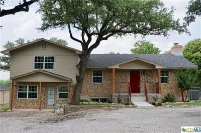 Lampasas Single Family Home For Sale: 1413 E 4th St