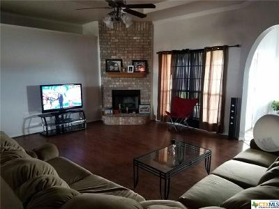 Killeen Single Family Home For Sale: 4303 SW Fremont Drive
