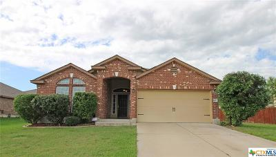 Killeen Single Family Home For Sale: 6109 Sue Anne Drive