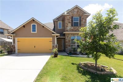 Killeen Single Family Home For Sale: 6506 Creek Land Road