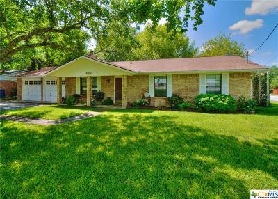 Comal County Single Family Home For Sale: 1659 Old Marion