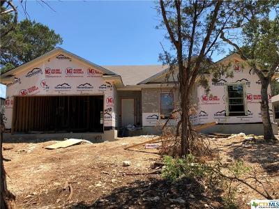 Canyon Lake Single Family Home For Sale: 205 Legacy Ridge