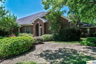 Harker Heights Single Family Home For Sale: 520 Llama Trail