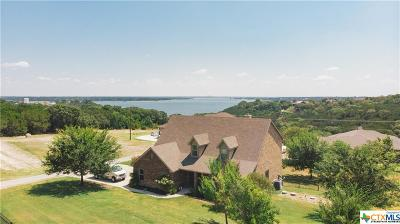 Bell County, Bosque County, Burnet County, Calhoun County, Coryell County, Lampasas County, Limestone County, Llano County, McLennan County, Milam County, Mills County, San Saba County, Williamson County, Hamilton County Single Family Home For Sale: 4945 Water Works Road