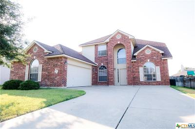 Harker Heights Single Family Home For Sale: 108 Lone Shadow Drive
