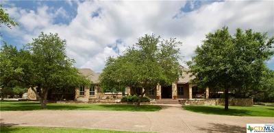 Comal County Single Family Home For Sale: 152 Survista Lane