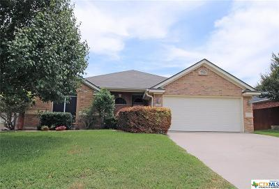 Harker Heights Single Family Home For Sale: 2019 Stonehenge Drive