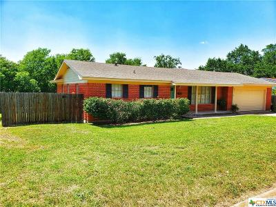 Gatesville Single Family Home For Sale: 122 Cottonwood Drive