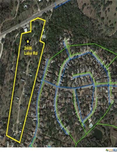 Belton Residential Lots & Land For Sale: 2406 Fm 439 (Lake Rd) Road