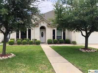 Killeen Single Family Home For Sale: 2812 Phoenix Drive