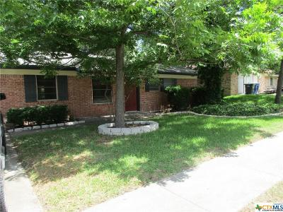 Copperas Cove Single Family Home For Sale: 305 Carothers Street