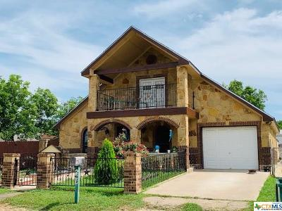 Belton Single Family Home For Sale: 206 W Avenue E