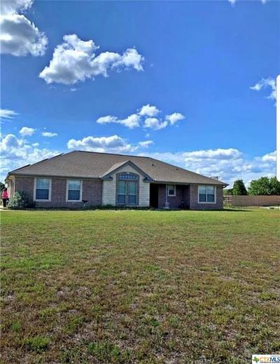 Killeen Single Family Home For Sale: 12009 Oakalla Road