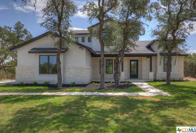 New Braunfels Single Family Home For Sale: 2648 Trophy Point