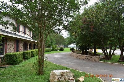 New Braunfels Single Family Home For Sale: 206 California Boulevard