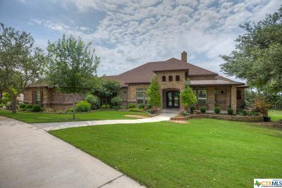 New Braunfels Single Family Home For Sale: 1239 Indian Ridge