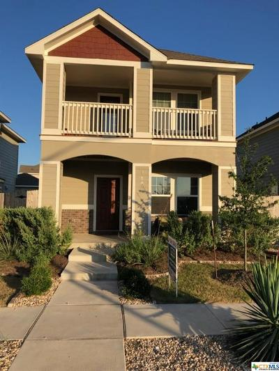 San Marcos Single Family Home For Sale: 718 Stampede Road