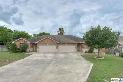 New Braunfels Multi Family Home For Sale: 3052-3054 Pine Valley Drive