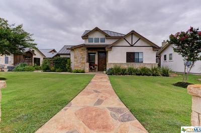 Comal County Single Family Home For Sale: 1748 Gruene Vineyard Crossing