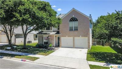 Schertz Single Family Home For Sale: 1025 Sandy Ridge Circle