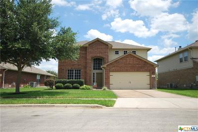 Comal County Single Family Home For Sale: 1827 Thrasher Trail