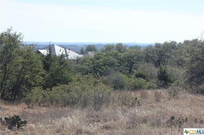 New Braunfels Residential Lots & Land For Sale: Tbd Copper Crest