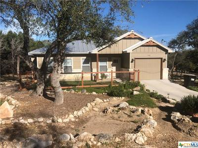 Comal County Single Family Home For Sale: 1146 Fuller Drive
