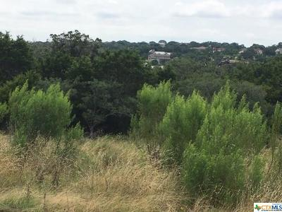 New Braunfels Residential Lots & Land For Sale: Lot 1078 Tbd