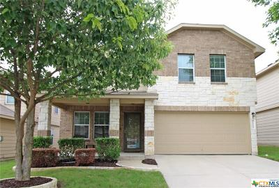 Killeen Single Family Home For Sale: 9115 Devonshire Court