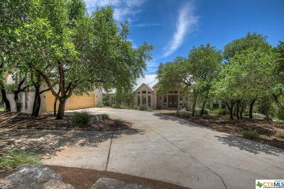Canyon Lake Single Family Home For Sale: 1909 Split Mountain