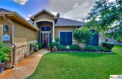 New Braunfels Single Family Home For Sale: 2274 Sun Chase