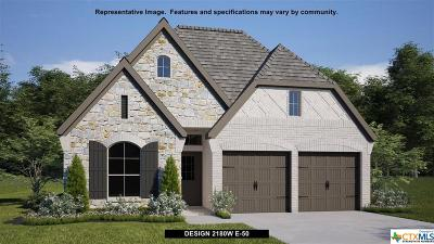 San Marcos TX Single Family Home For Sale: $339,900