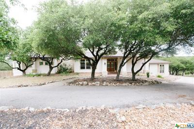 Comal County Single Family Home For Sale: 319 Westin Hills